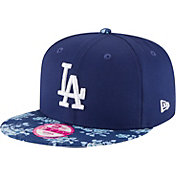 New Era Women's Los Angeles Dodgers 9Fifty Royal Adjustable Hat
