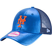 New Era Women's New York Mets 9Forty Glam Team Royal Adjustable Hat