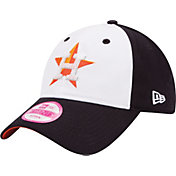 New Era Women's Houston Astros 9Twenty Team Glimmer Navy Hat