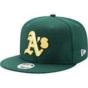 New Era Women's Oakland Athletics 9Fifty Team Glisten Adjustable Hat