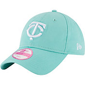 New Era Women's Minnesota Twins 9Twenty Mint Preferred Pick Adjustable Hat