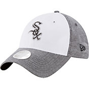 New Era Women's Chicago White Sox 9Twenty Sparkle Shade White/Grey Adjustable Hat