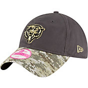 New Era Women's Chicago Bears Salute to Service 2016 9Twenty Adjustable Hat