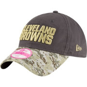 New Era Women's Cleveland Browns Salute to Service 2016 9Twenty Adjustable Hat