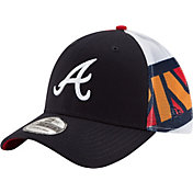 New Era Youth Atlanta Braves 39Thirty Mascot Wrap Flex Hat