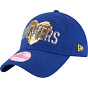 New Era Youth Girls' Milwaukee Brewers 9Twenty Model Fan Adjustable Hat