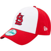 New Era Youth St. Louis Cardinals 9Forty Red/White League Adjustable Hat