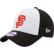 New Era Youth San Francisco Giants 9Forty Black/White League Adjustable Hat