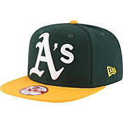New Era Youth Oakland Athletics 9Fifty Grand Logo Adjustable Hat