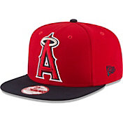 New Era Youth Los Angeles Angels 9Fifty Grand Logo Adjustable Hat