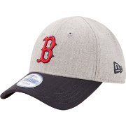 New Era Youth Boston Red Sox 9Forty White/Navy Adjustable Hat