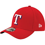 New Era Youth Texas Rangers 39Thirty Classic Red Flex Hat