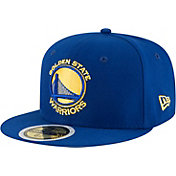 New Era Youth Golden State Warriors 59Fifty Royal Fitted Hat