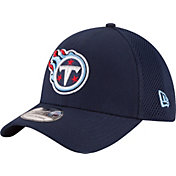 New Era Youth Tennessee Titans Mega Team 39Thirty Flex Hat