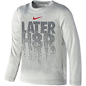Nike Little Boys' Later H8R Long Sleeve Shirt