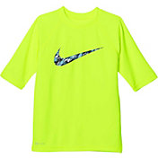 Nike Boys' Watercamo Hydro Short Sleeve Shirt