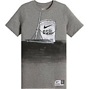 Nike Boys' Baseball Art Graphic T-Shirt