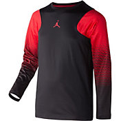 Jordan Boys' Flight Graphic Long Sleeve Shirt