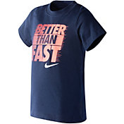 Nike Little Boys' Fast Just Got Faster T-Shirt