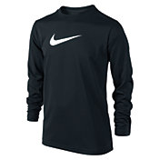Nike Boys' Legend Long Sleeve T-Shirt