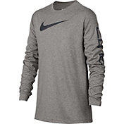 Nike Boys' Legend Elite Long Sleeve Shirt