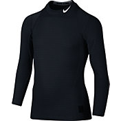 Nike Boys' Pro Warm Long Sleeve Shirt