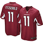Nike Boys' Home Game Jersey Arizona Cardinals Larry Fitzgerald #11