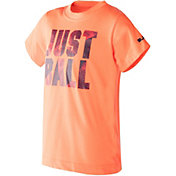 Nike Little Boys' LBJ Just Ball T-Shirt