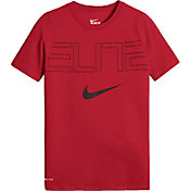 Nike Boys' Dry Elite Basketball T-Shirt