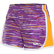 Nike Little Girls' All-Over Print Tempo Shorts