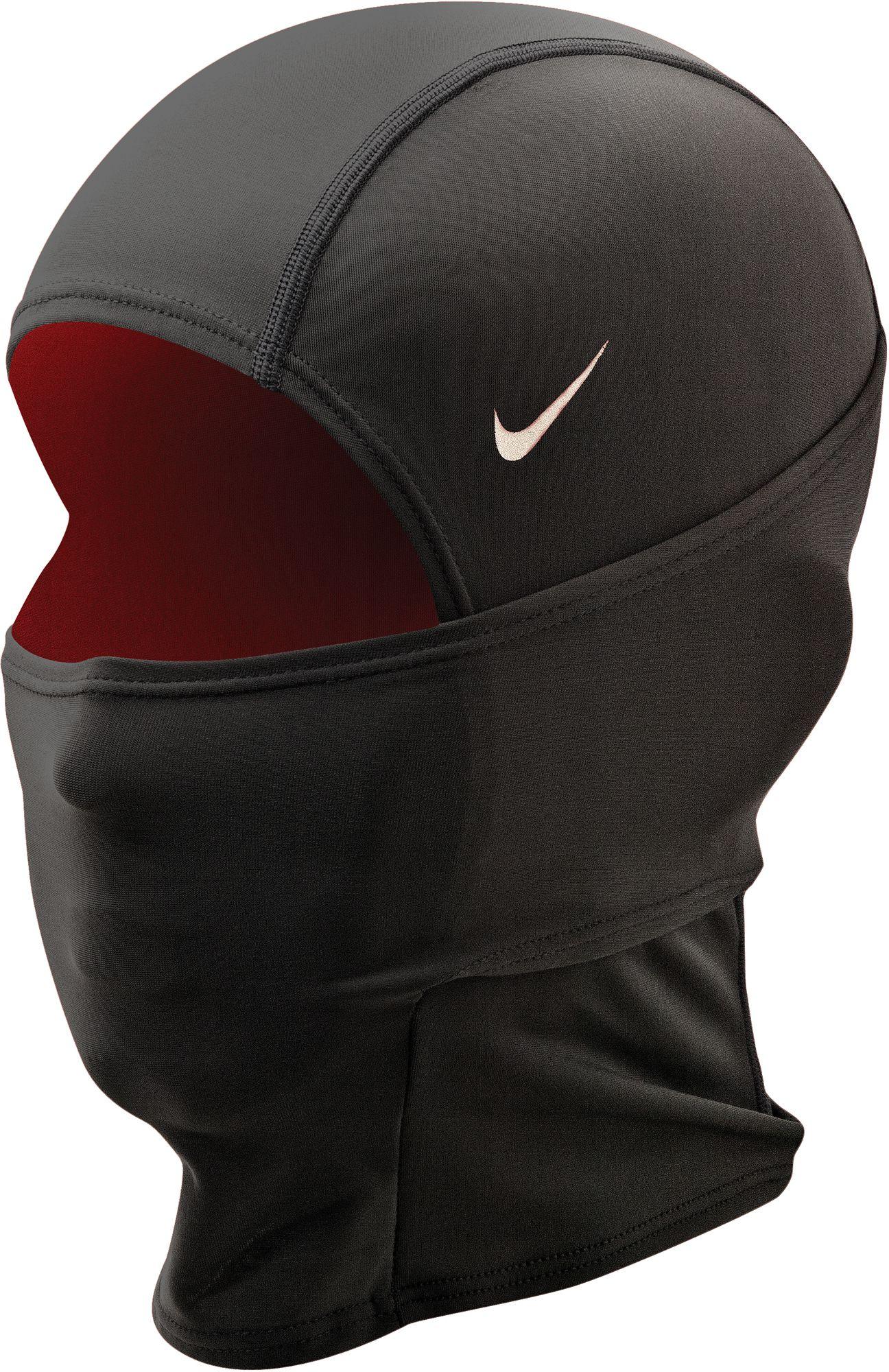 Black Nike Running Ski Mask
