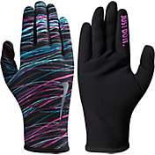 Nike Women's Printed Lightweight Rival Run Gloves 2.0