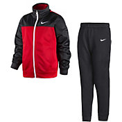 Nike Little Boys' Tricot Track Suit Set