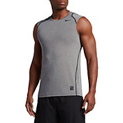 Nike Men's Pro Cool Fitted Sleeveless Shirt