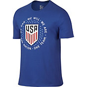 Nike Men's USA Blue Pride T-Shirt