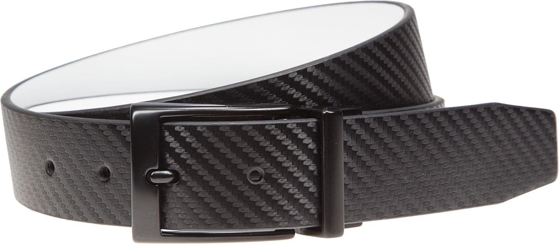 Nike Mens Carbon Fiber Matte Reversible Golf Belt DICKS Sporting Goods