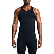 Nike Men's Pro Cool Compression Sleeveless Shirt