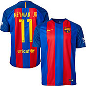 Nike Men's Barcelona 16/17 Replica Neymar #11 Home Jersey