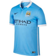 Nike Men's Manchester City 15/16 Home Jersey