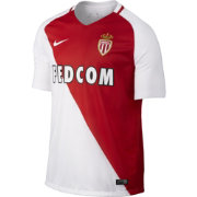 Nike Men's AS Monaco 16/17 Replica Home Jersey