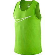 Nike Men's Dri-FIT Contour Graphic Running Singlet