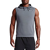 Men's Short Sleeve & Sleeveless Hoodies