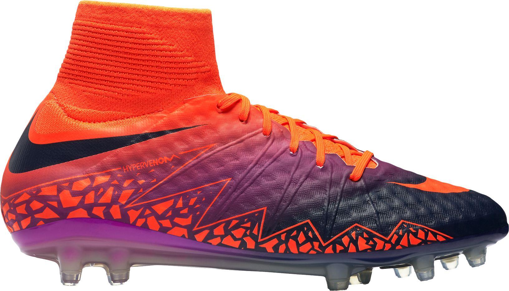 Nike Mens HyperVenom Phantom II FG Soccer Cleats DICKS Sporting Goods  delicate 1b64fb834