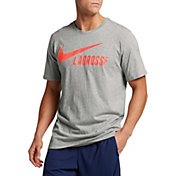 Nike Men's Cotton Lacrosse Graphic T-Shirt