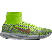 Nike Men's LunarEpic Low Flyknit Shield Running Shoes