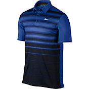 Nike Men's Mobility Fade Stripe Golf Polo