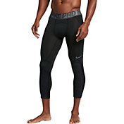 Nike Men's Pro HyperCool Three Quarter Length Basketball Tights