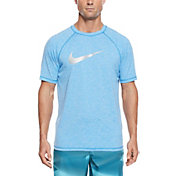 Nike Men's Heather Hydro Short Sleeve Shirt