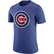 Nike Men's Chicago Cubs Marled Royal T-Shirt