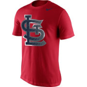 Nike Men's St. Louis Cardinals MLB All-Star Game Team Logo Red T-Shirt